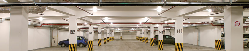 Our Commercial LED Lighting Installations Gallery - Banner