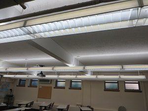 LED Tube lighting