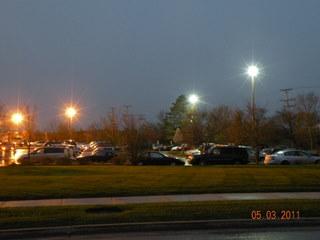 LED Parking Lot Light 400W