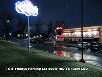 TGI Fridays Parking Lot