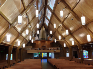 Church Light retrofit