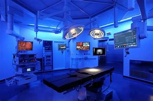 Bacterial Disinfection Surgical Room