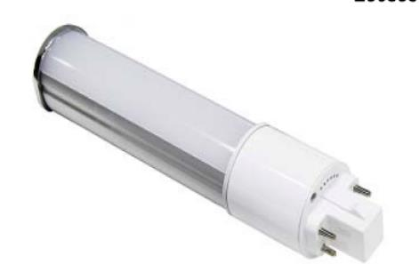 Horizontal LED PL Lamp