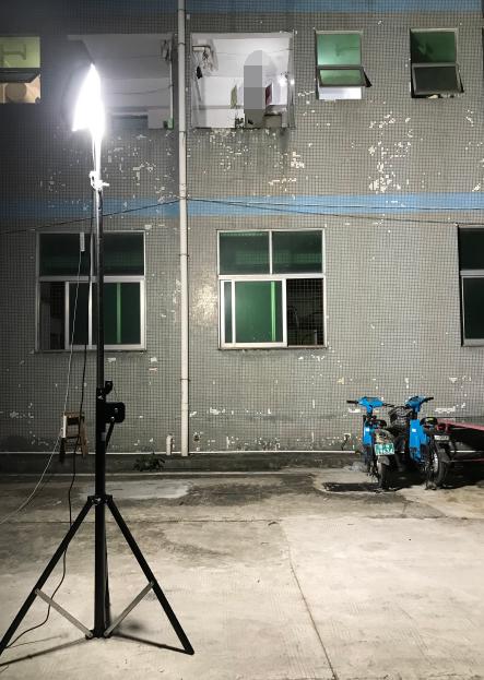 Scene Light Construction