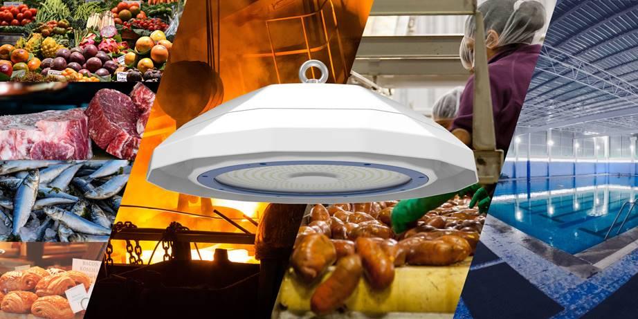 NSF Food Grade UFO Light